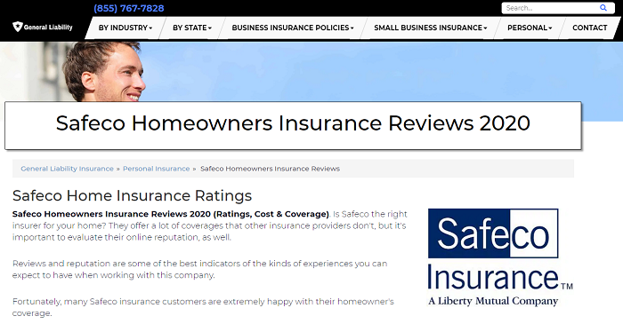 Safeco Home Insurance